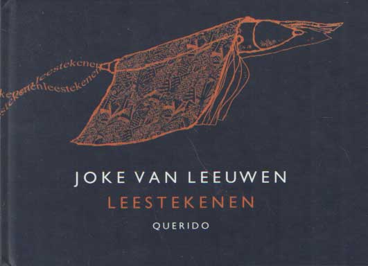 LEEUWEN, JOKE VAN - Leestekenen.