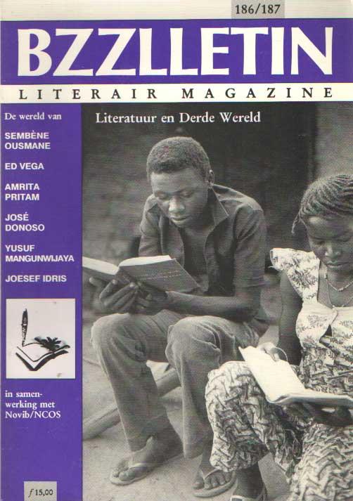 CARTENS, KOOS HAGERAATS EN PHIL MUYSSON (REDACTIE), DAAN - Bzzlletin nr. 186-187 Literatuur en de Derde Wereld.