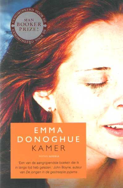 DONOGHUE, EMMA - Kamer.