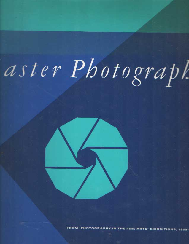 CAPA, CORNELL A.O. - Master Photographs from PFA exhibitions 1959-67.