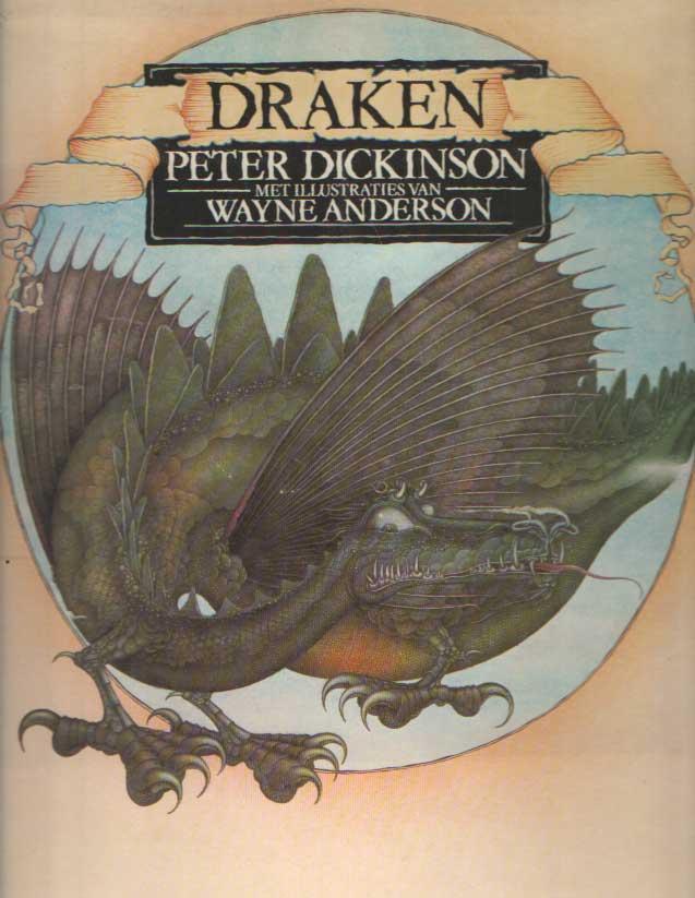 DICKENSON, PETER - Draken.