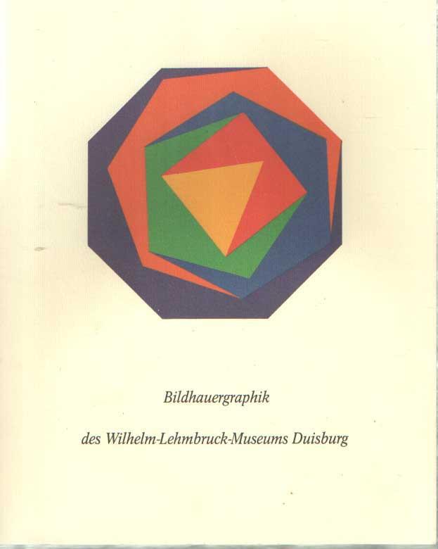LEPPER, KATHARINA - Bildhauergraphik des Wilhelm-Lehmbruck-Museums Duisburg.