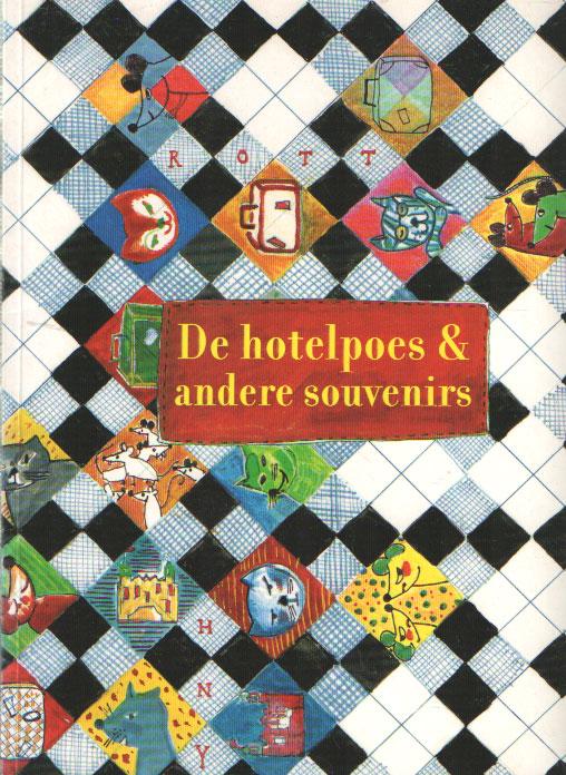 HEIDEN, MARIA E.A. (SAMENSTELLING) - De hotelpoes en andere souvenirs.