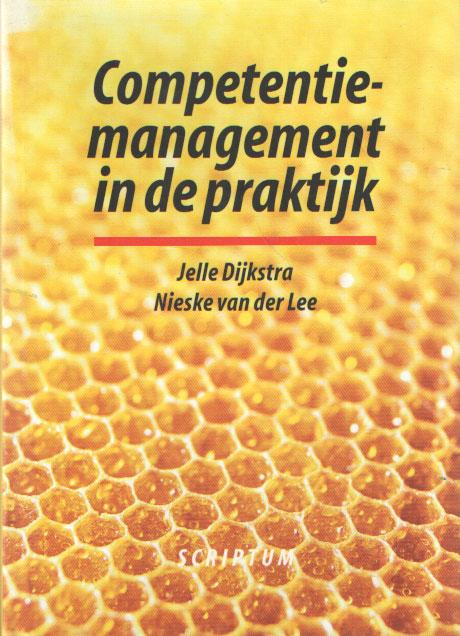DIJKSTRA, JELLE & NIESKE VAN DER LEE - Competentiemanagement  in de parktijk.