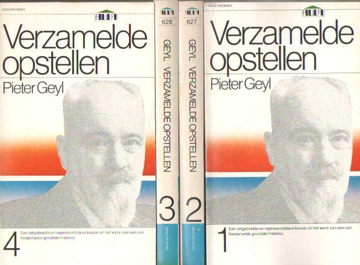 GEYL, PIETER - Verzamelde opstellen Deel 1 en 2.