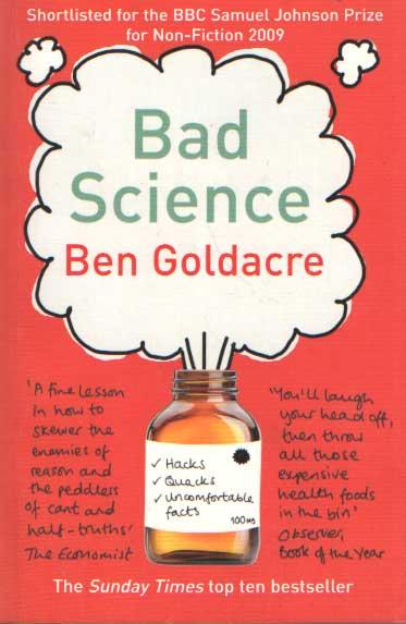 GOLDACRE, BEN - Bad Science.