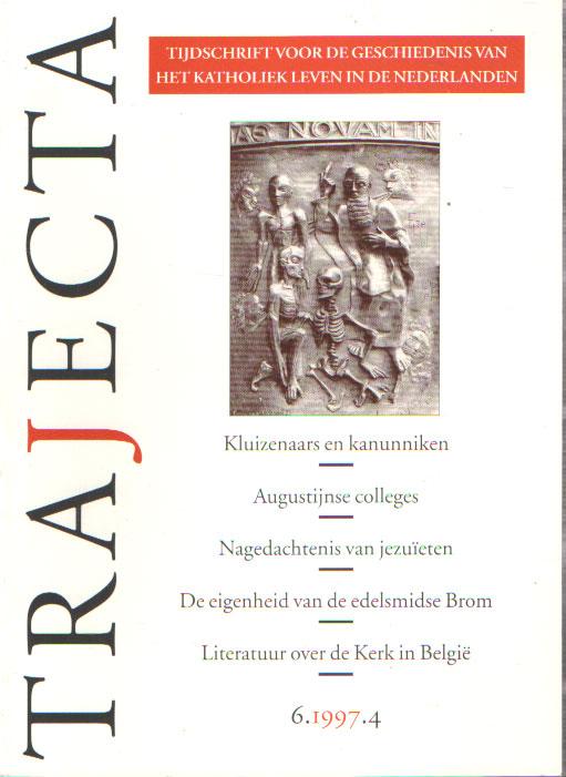 SPIERTZ, MATHIEU E.A. (RED.) - Trajecta. Tijdschrift voor de geschiedenis van het katholiek leven in de Nederlanden.