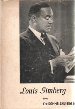 DOMMELSHUIZEN JR., COR - Louis Grimberg.