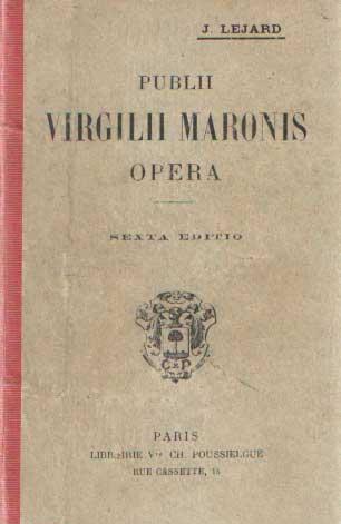 VIRGILII MARONIS - Opera.
