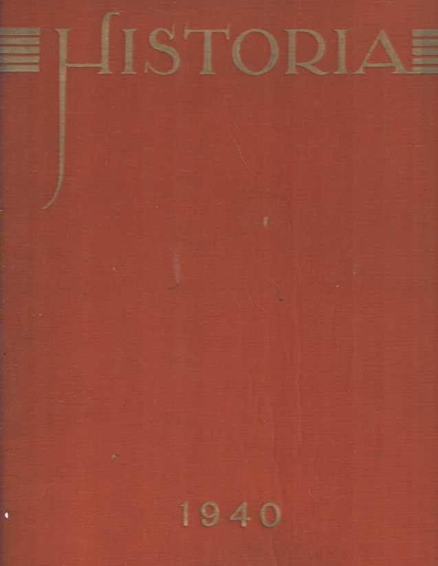 - Historia. Maandschrift voor geschiedenis en kunstgeschiedenis. 6de jaargang..