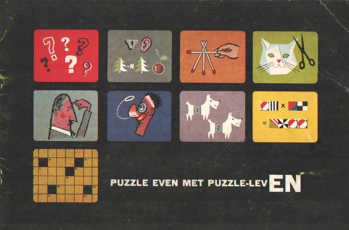 - Puzzle even met puzzle-levEN.