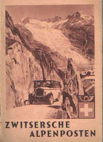 - Zwitsersche alpenposten.