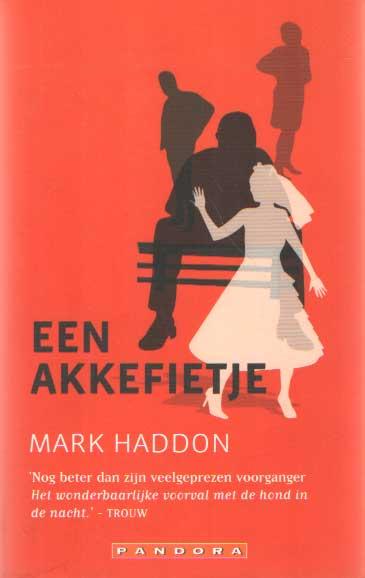 HADDON, MARK - Een akkefietje.