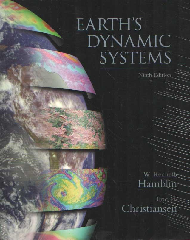 HAMBLIN, W.K. - The Earth's Dynamic Systems.