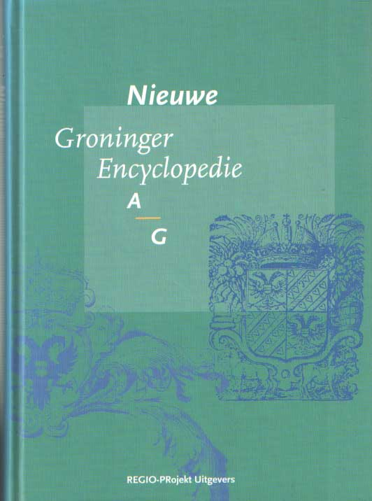 BROOD, P. E.A. (RED.) - Nieuwe Groninger encyclopedie. 3 delen, A-G, H-P, Q-Z.