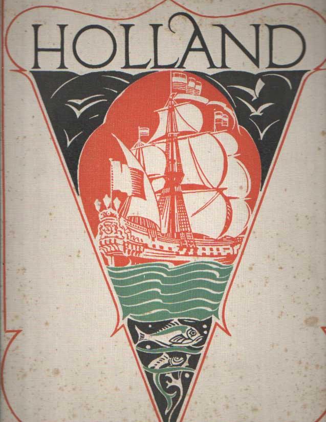 DEVENTER, W.P.F. VAN E.A. SAMENST. - Holland. Landschap - Bouwkunst - Volksleven.