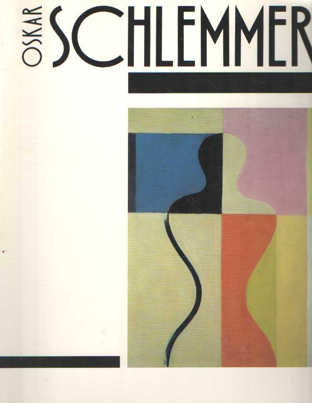SCHLEMMER, OSKAR. LEHMAN, ARNOLD L & B.RICHARDSON. (EDITED). - Oskar Schlemmer.