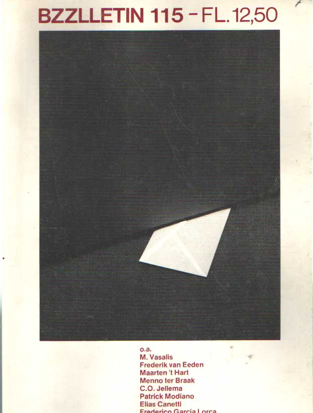 DIEPSTRATEN, JOHAN EN PHIL MUYSSON - Bzzlletin nr. 115.
