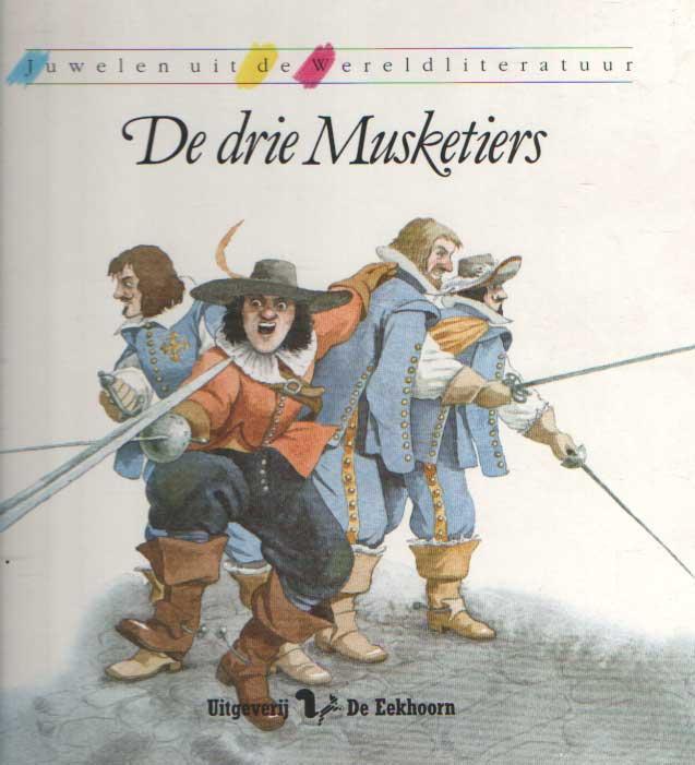 DUMAS, ALEXANDRE - De drie musketiers.