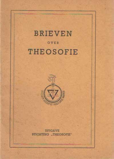 - Brieven over Theosofie.