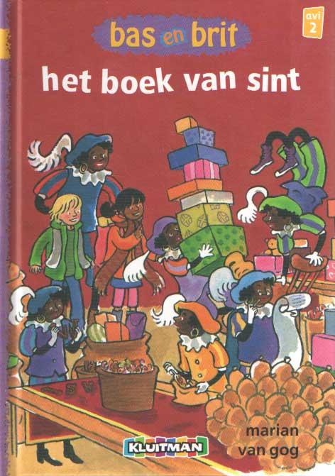 GOG, MARIAN VAN - Bas en Brit, het boek van Sint.
