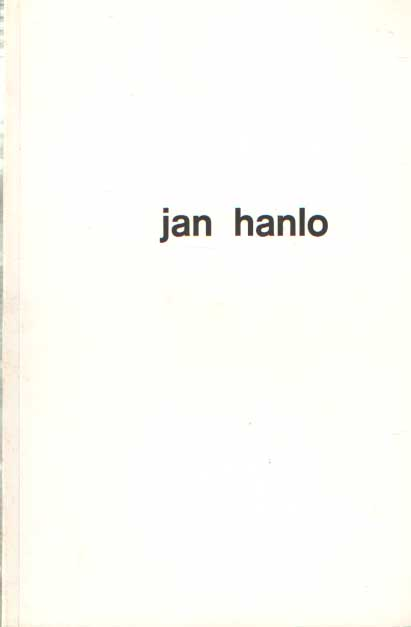 SCHURGER, JAN M.G. - Jan Hanlo.