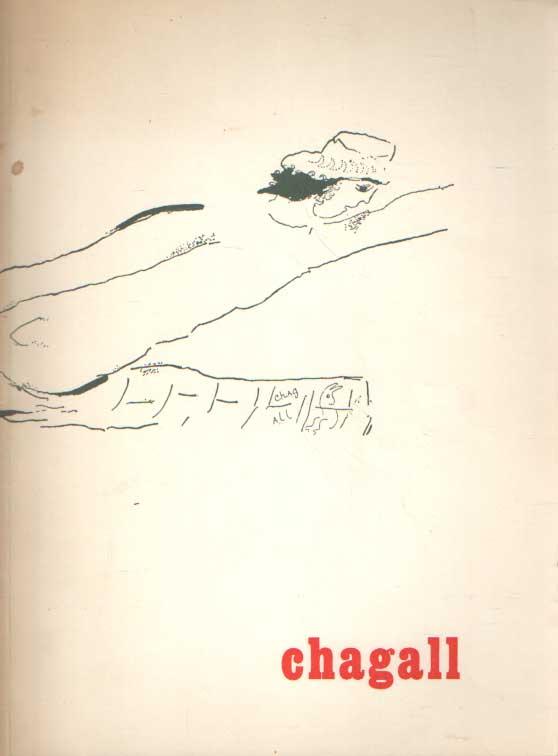 - Chagall. 75 dessins   tekeningen 1907-27.