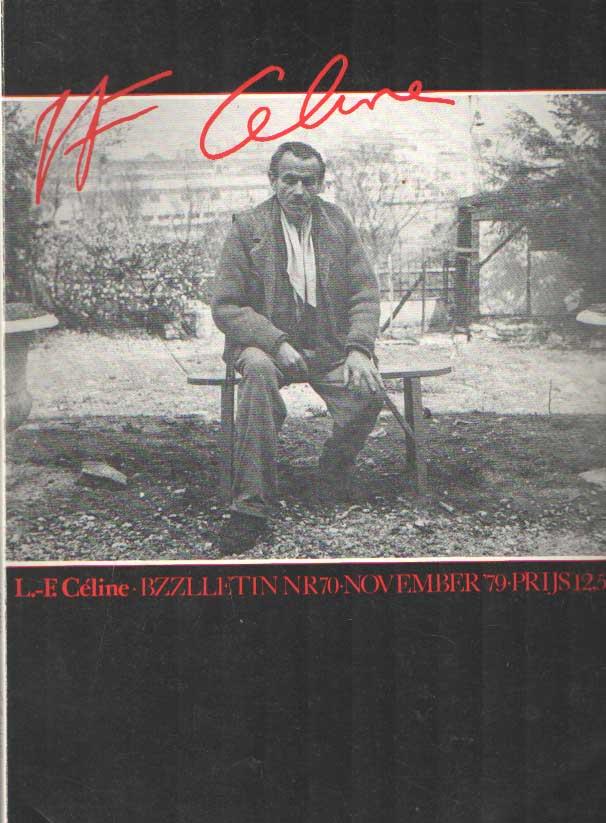 DIEPSTRATEN, PHIL MUYSSON EN DOLF VERROEN, JOHAN - Bzzlletin nr. 70. Celine nummer.