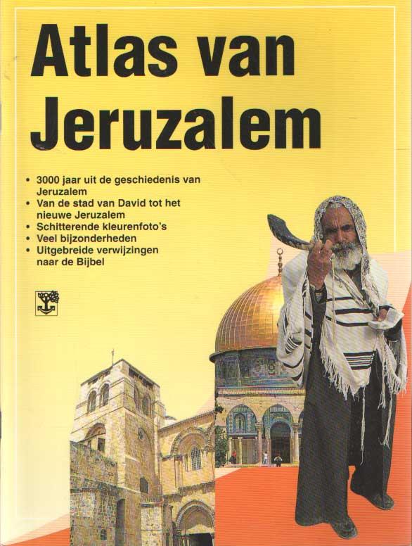 BACKHOUSE, ROBERT - Atlas van Jeruzalem.