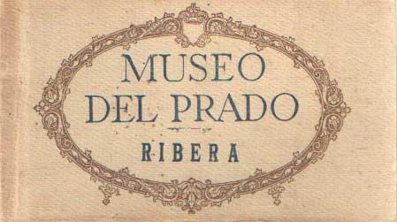 - Museo del Prado. Ribera. 20 tarjetas postales.