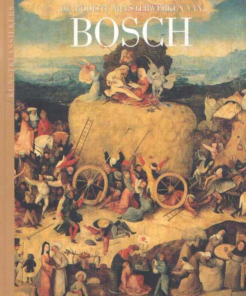 BUZATTI, DINO - De mooiste meesterwerken van Bosch.
