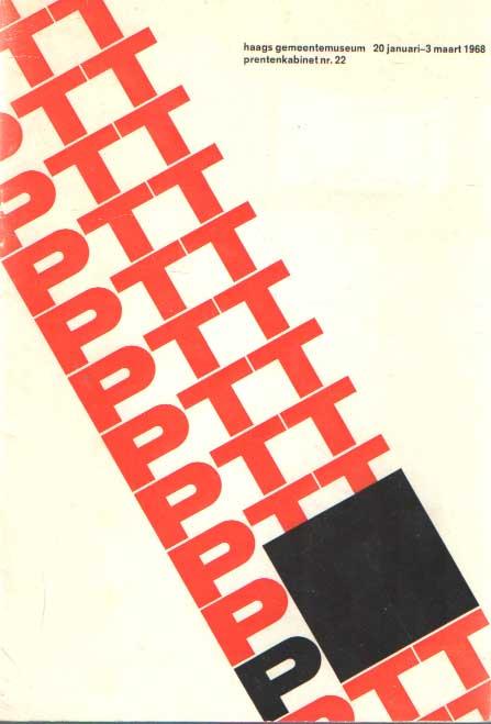 BROOS, C.H.A. - Piet Zwart en PTT.