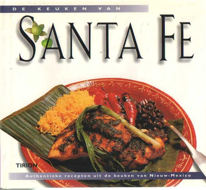 DEWITT, DAVE & NANCY GERLACH - De keuken van Santa Fe.