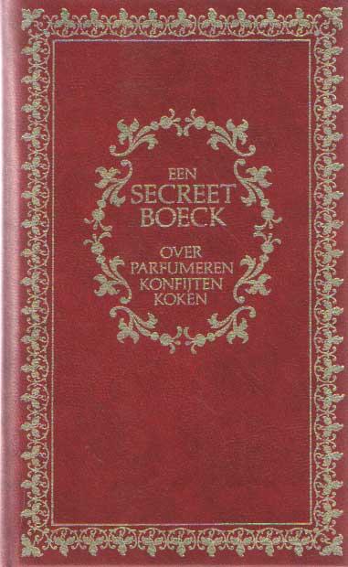 - Een Secreet-Boeck uit de zeventiende eeuw over parfumeren, konfijten en koken. Facsimile-uitgave naar Hs. II 211 van de Koninklijke Bibliotheek Albert I te Brussel voorzien van een inleiding en woordverklaring door Elly Cockx-Indestege en Claudia Lemaire.