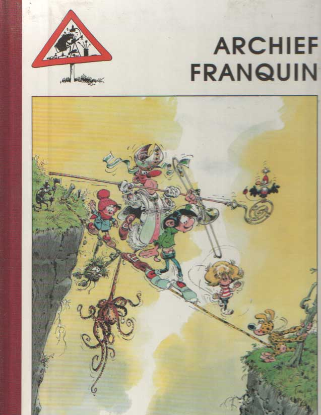 SCHNURRER, ACHIM & JEF MEERT (SAMENST.) - Archief Franquin.