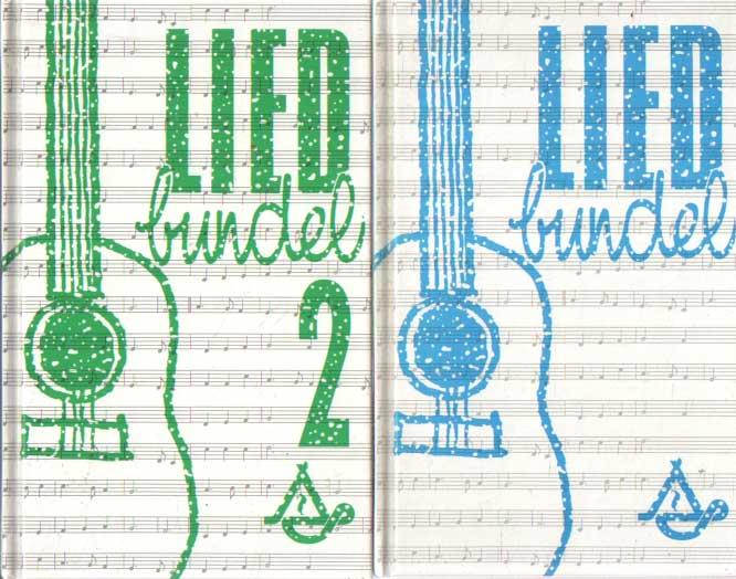 - Liedbundel 1 en 2 .