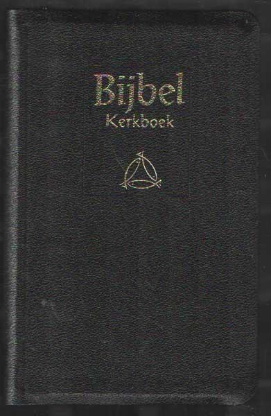 - Bijbel. Vertaling 1951 in opdracht van het Nederlandsch Bijbelgenootschap bewerkt door de daartoe benoemde commissies & Liedboek voor de kerken.
