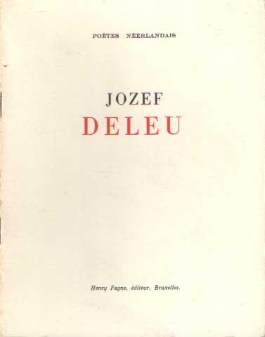 DELEU, JOZEF - Poèmes. Traduits par Henry Fagne.