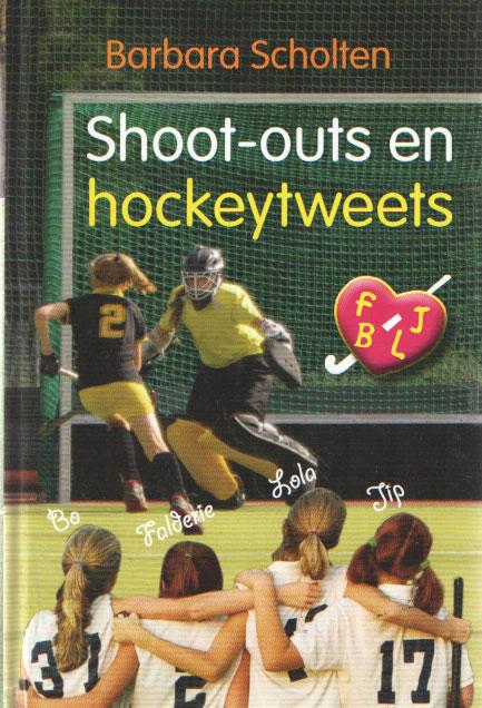 SCHOLTEN, BARBARA - Shoot-outs en hockeytweets.