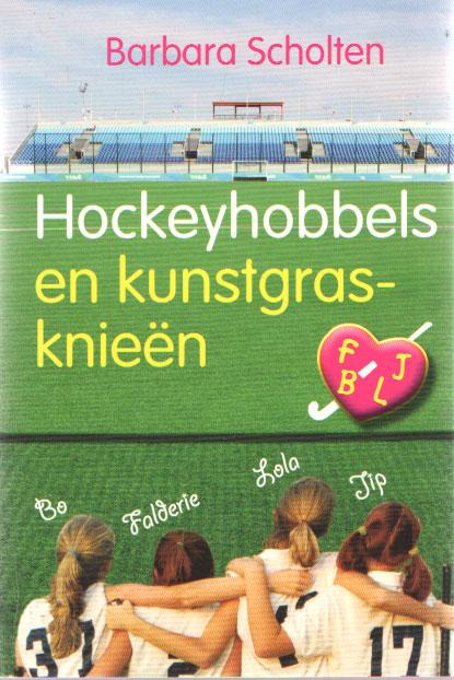 SCHOLTEN, BARBARA - Hockeyhobbels en kunstgrasknieën.