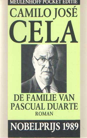CELA, CAMILO JOSÉ - De familie van Pascual Duarte.
