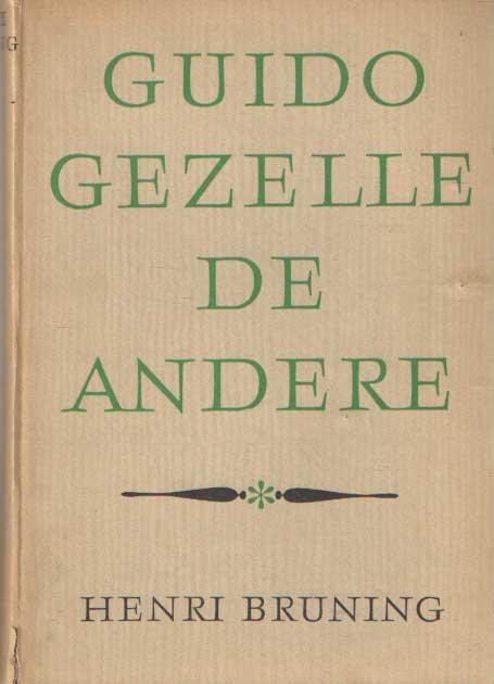 BRUNING, HENRI - Guido Gezelle de andere..