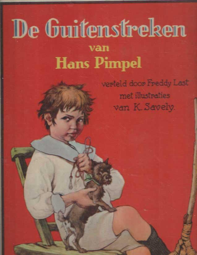 LAST, FREDDY - De guitenstreken van Hans Pimpel.