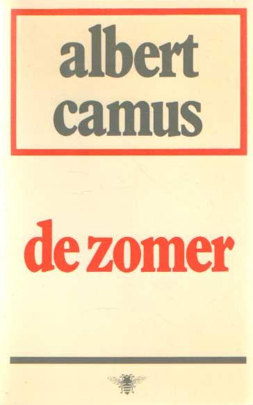 CAMUS, ALBERT - De zomer.