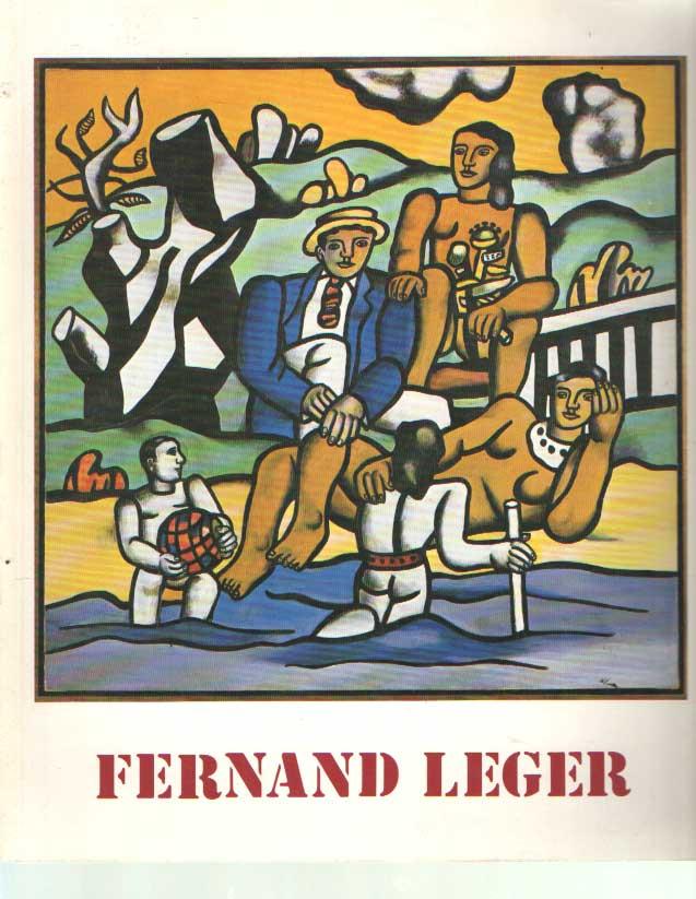 LEGER, FERNAND - Fernand Leger, Das figürliche Werk.