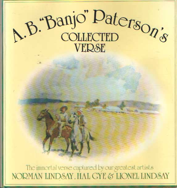 PATERSON, A.B. - The Collected Verse of A.B. Paterson.