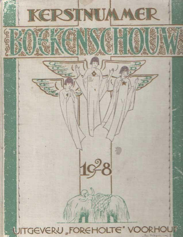 - Boekenschouw Kerstnummer 1928..