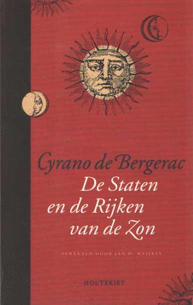 BERGERAC, CYRANO DE - De staten en de rijken van de zon.