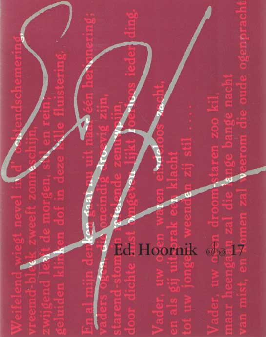 - Schrijversprentenboek 17. Ed. Hoornik.