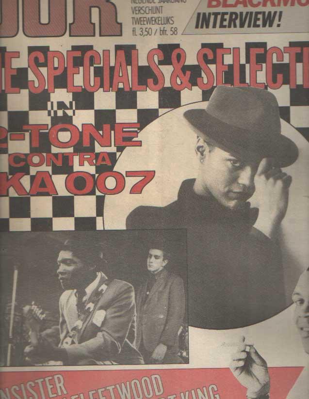 DIVERSE AUTEURS - Muziekkrant Oor. Negende jaargang, nummer 4, 27 februari 1980.